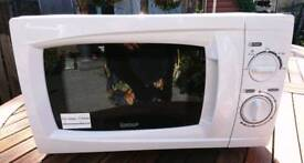 Caravan Low Watt Microwave