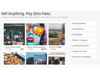 Open Bazaar Online Store Hosting for 1 year