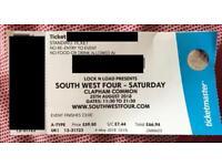 SW4 Saturday Standard Ticket
