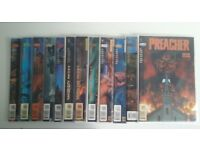 Preacher - Complete Series & Specials (NM condition)