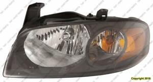 Head Lamp Driver Side Se-R High Quality Nissan SENTRA 2004-2006