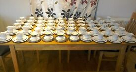 Vintage Bone China Teas Sets (Wedding/Party/Shop/Business)