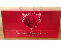 Timeless Love Songs 15 CD Box Set
