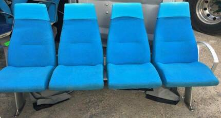 Rows of Seats (2,3 & 4 seater options available)