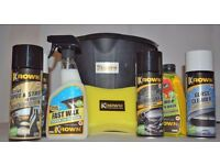 Complete Krown Car Care Valeting Bucket 7 Items + Bucket