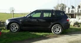 BMW X3 2.5 i SE 2004