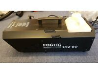 Fogtec SHZ-80 Professional Fog Machine