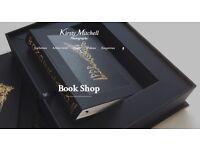 1st Edition Kirsty Mitchell Photography Book WONDERLAND