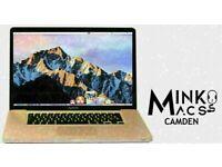 15' Apple MacBook Pro Core 2 Duo 2.53Ghz 4Gb Ram 121GB SSD Logic Pro X Pro Tools 10 Ableton Live