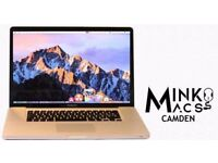 15' APPLE MACBOOK PRO QUAD CORE 2.2Ghz i7 8GB RAM 256GB SSD FINAL CUT PRO X DAVINCI RESOLVE STUDIO