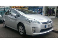 61 plate, pco ready, Silver Toyota Prius, excellent runner, great conditions, leather seat, hybrid