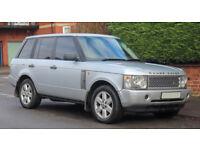 LPG Range Rover wanted