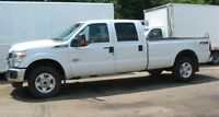 2014 Ford F-350 crewcab 4x4 diesel long box