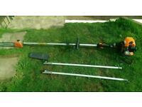 Pétrol pole chainsaw