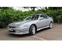 HONDA PRELUDE 2.2 VTI SHOW CAR ONLY 74K 24 SERVICE STAMPS