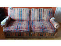 Double Sofabed - FREE for collection
