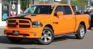 2017 Ram 1500 SPORT! LIMITED EDITION! ONLY 19K!