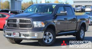 2017 Ram 1500 OUTDOORSMAN | REDUCED | SAVE $20,000 VS NEW!