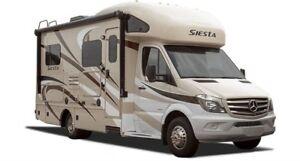 2018 Thor Motor Coach SIESTA 24ST SPRINTER SUR COMMANDE