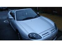 MG TF, Low milage 33k, Automatic, Convertible, Hardtop