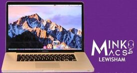 APPLE MACBOOK PRO 15' 2.53GHZ 4GB RAM 250GB HDD - WARRANTY -MINKOS MACS WITH SOFTWARE VIDEO/PHOT/AUD