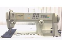 Brother DB2-B737-413 Exedra E-40 UBT & AUTO LIFT Industrial Sewing Machine