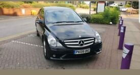 Mercedes benz R class. Automatic 7G tronic. Mpv .7 seater