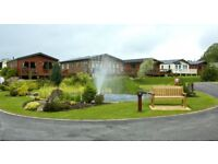 Part Exchange welcome Ribble Valley 5 star Holiday Park Lancashire not Haven new and used caravans