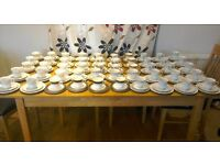 Vintage China MASSIVE COLLECTION for Wedding/Business Hire etc