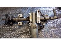 Vauxhall Combo 2007 power steering