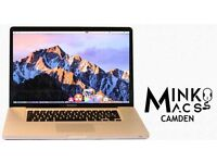 "15"" Apple MacBook Pro 2.4Ghz Core i5 4GB 500GB Premiere Final Cut Pro X Vectorworks AutoCad Cinema4D"
