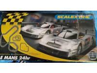 Le Mans 24 AMG set- not complete set