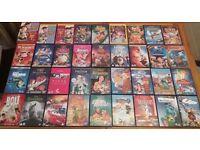 DISNEY DVDS BUNDLE PETER PAN BEAUTY LION KING FROZEN UP MONSTERS CINDEDELLA ALICE NEMO BOLT CARS