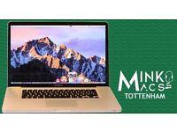 "2.3Ghz 15"" Quad Core i7 Apple MacBook Pro 8GB 500GB Logic Pro X Cubase Pro Tools FL Studio Ableton"