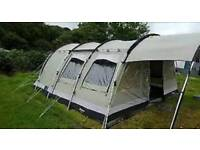 Outwell Bear Lake 6 Polycotton Tent  sc 1 st  Gumtree & Outwell lake tent sale - Gumtree