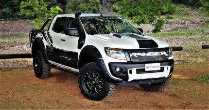 2014 Ford Ranger XLS PX Auto 4x4 Double Cab Welshpool Canning Area Preview