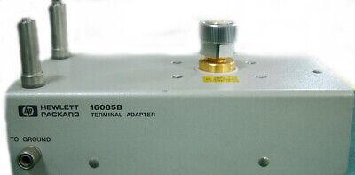 Hp 16085b Lcr Meter Fixture