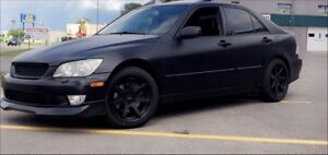 2002 Lexus is300