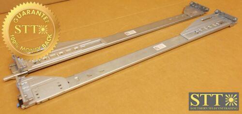 0m997j & 0p242j Dell 2u Poweredge Sliding Outer Rail Set Left & Right 0m986j