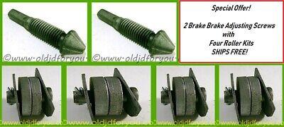 A151r Aa2124r John Deere A Ar Ao G 520 620 70 Brake Adjusting Screws Rollers