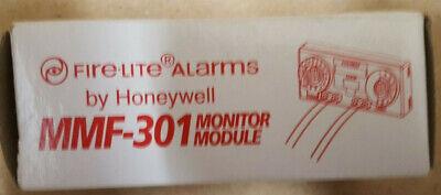 Honeywell Fire-lite Mmf-301 Monitor Module