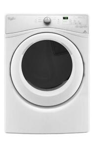 Whirlpool Stackable Dryers YWED75HEFW  (WL649)