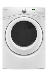 Whirlpool® Electric Dryer with Quick Dry Cycle YWED75HEFW(MP_225)