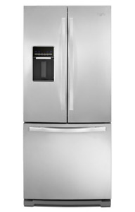 Whirlpool 19.7 cu. ft. French Door Refrigerator