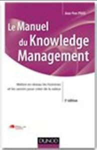 Le Manuel du Knowledge Management 3e édition
