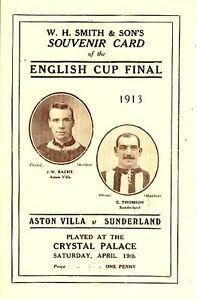 FA-CUP-FINAL-REPRINT-1913-Aston-Villa-v-Sunderland