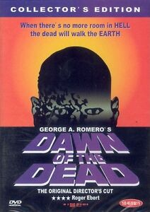 Dawn of the Dead (1978) DVD (Sealed) NEW ~ George A. Romero