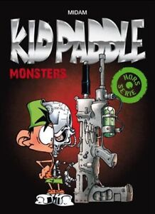 KID PADDLE MONSTERS HORS SERIE