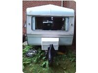 Vintage elddis 2 berth caravan