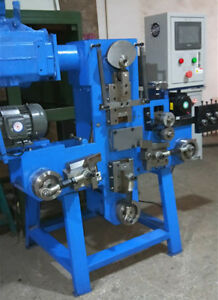 NEVER USED wire bending machine